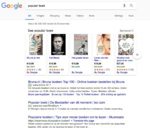 Google Shopping Google.nl